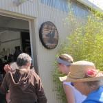Iota Press entrance